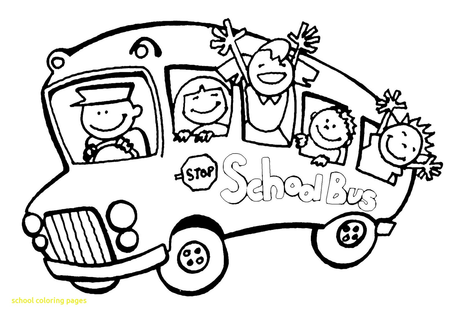 Simple Bus Drawing at GetDrawings.com | Free for personal use Simple ...