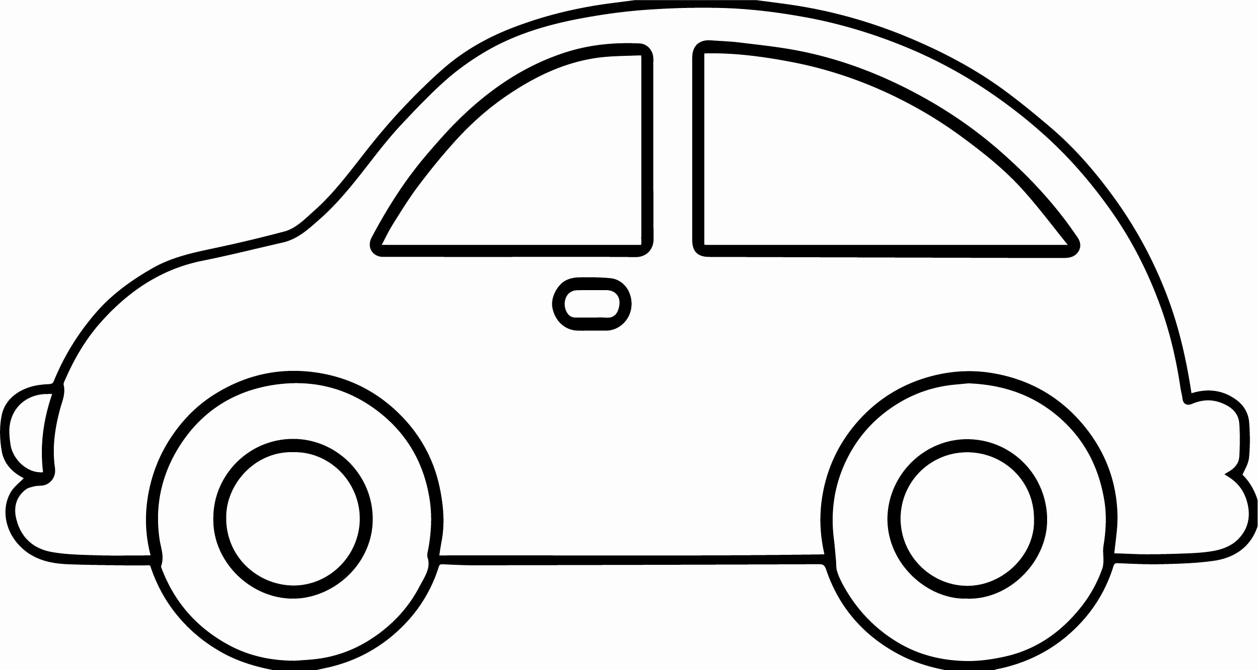 2523x1344 Simple Car Images Best Of Simple Car Drawing Step Step