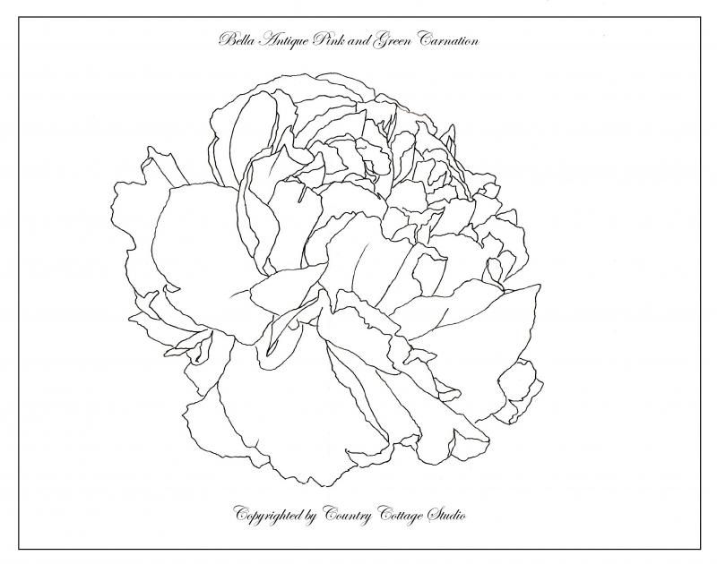 800x630 Bella Antique Pink And Green Carnation Wip [Archive]