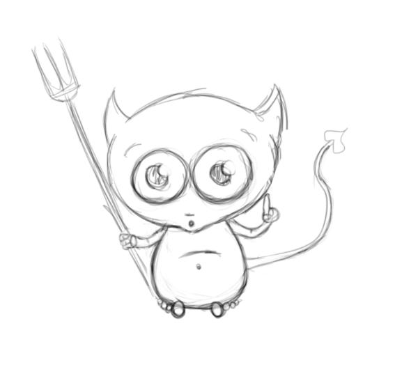 600x527 make a simple cartoon character