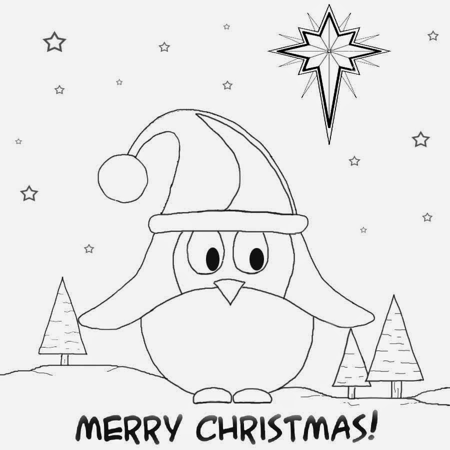 900x900 Simple Christmas Drawings For Cards Fun