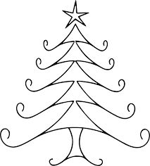 213x236 The Best Christmas Tree Drawing Easy Ideas
