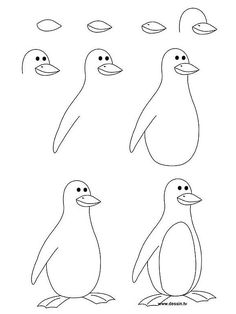 236x314 How To Draw A Bird Step By Step Easy With Pictures Swallows