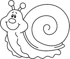 236x197 Snail Coloring Pages, Color Plate, Coloring Sheet,printable