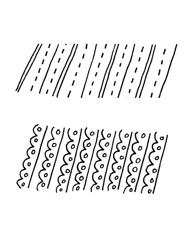 600x800 Easy Patterns To Draw Design Your Own Pattern