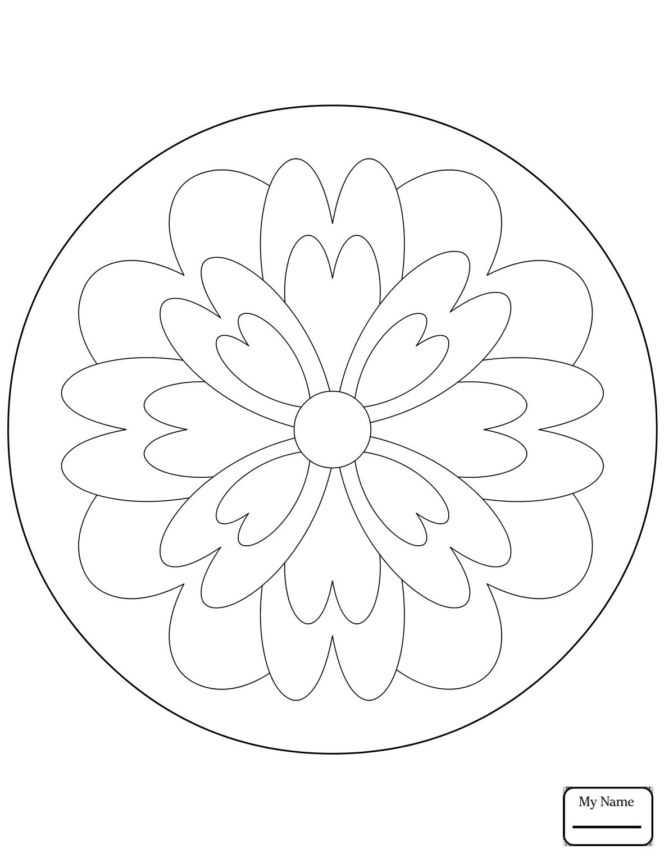 1182x1530 Simple Mandalas
