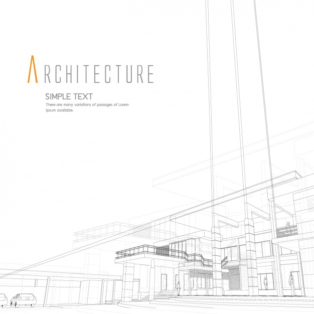 626x626 Architectural Drawing Vectors, Photos And Psd Files Free Download