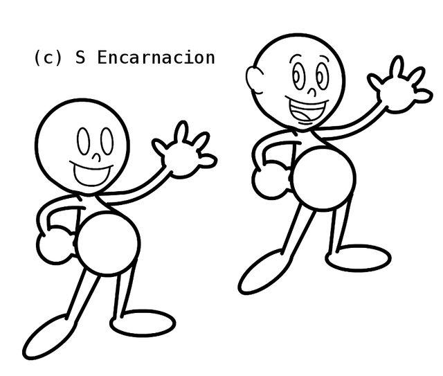 640x543 The Best Simple Cartoon Ideas On Simple Cartoon