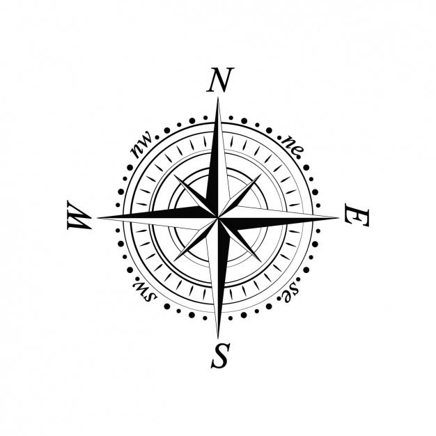 626x626 Compass Design Vector Free Download