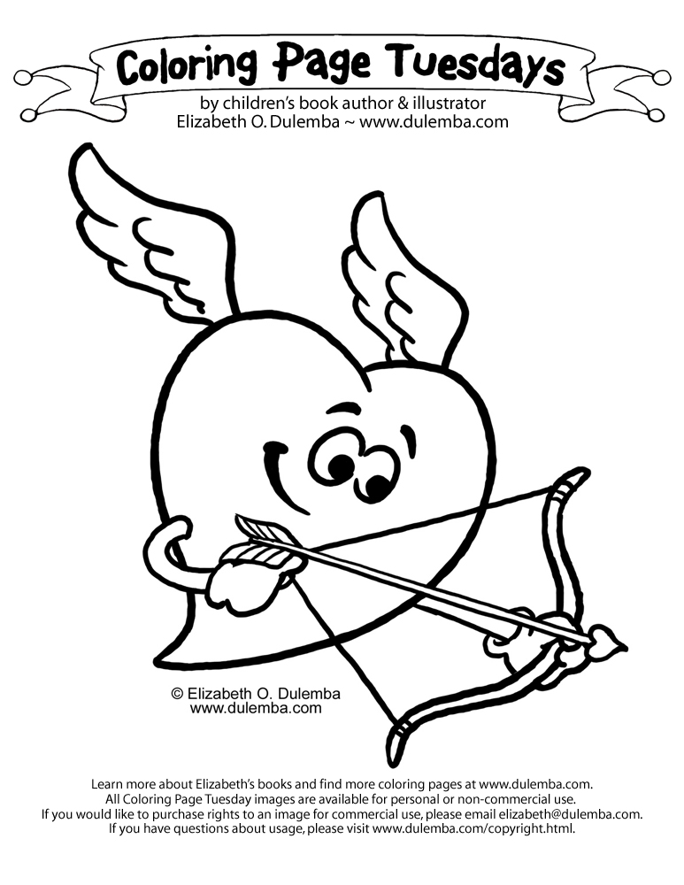 773x1000 Simple Cupid Drawing
