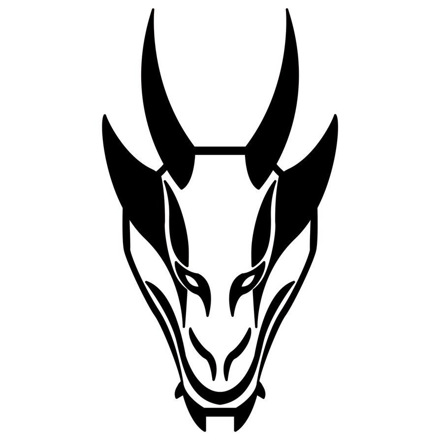 Simple Dragon Logo Kasare Annafora Co