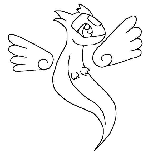 600x600 chibi dragon line art by ashwing sandangel on deviantart