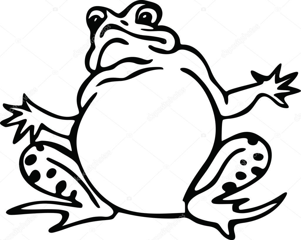 Simple Drawing Frog at GetDrawings | Free download