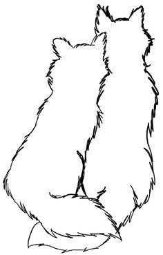 236x369 Resultado De Imagen Para Wolves Drawings Art Wolf