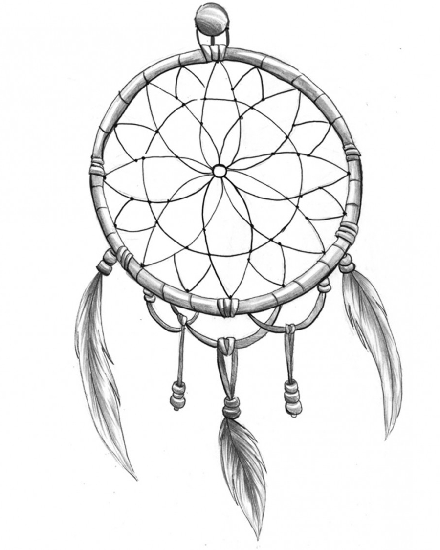 900x1125 Simple Dream Catcher Tattoos Images About Dream Catcher