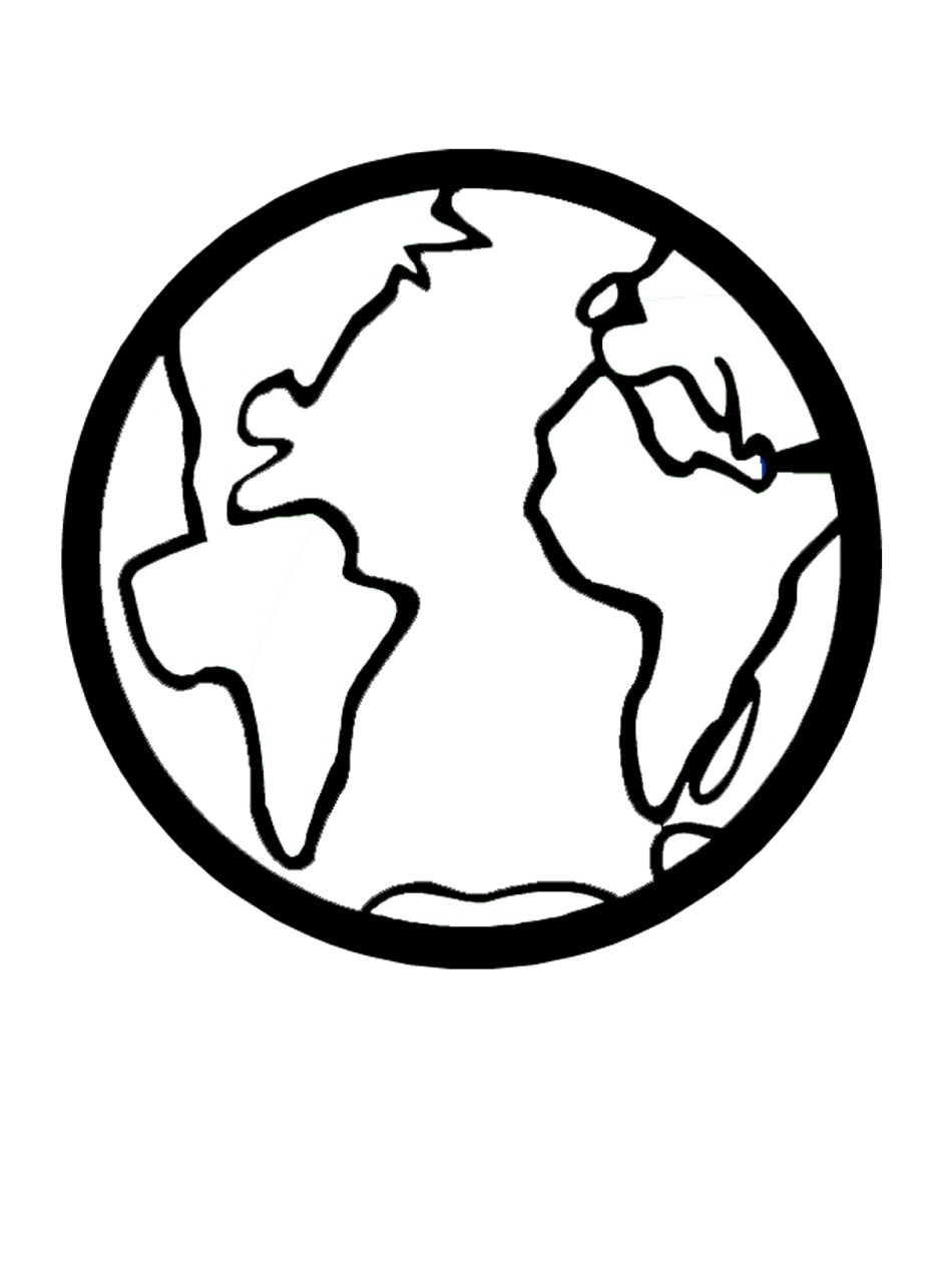 950x1266 Save The Earth Coloring Pages For Kids