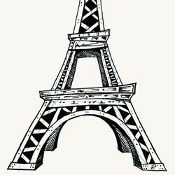 250x250 Eiffel Tower