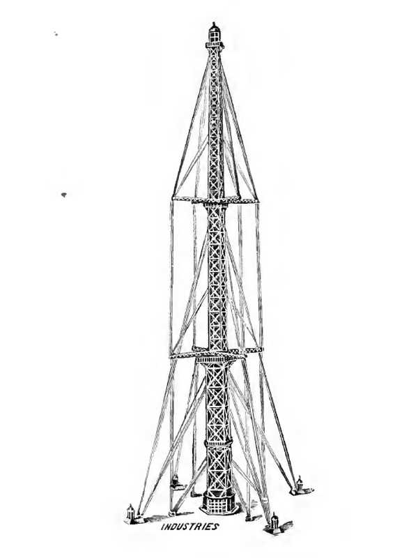 600x800 Description Of The Eiffel Tower Project In London
