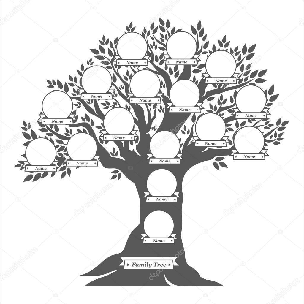 1024x1024 Oak Tree Stock Vectors, Royalty Free Oak Tree Illustrations