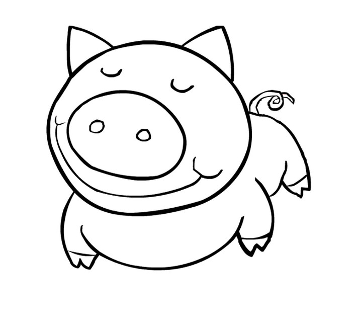 842x598 Farm Animal Colouring Pages Print Simple Colori On Community 700x652 Template