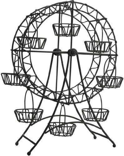 397x500 Ferris Wheel Cupcake Holder Wheel Comes Fully Assembled