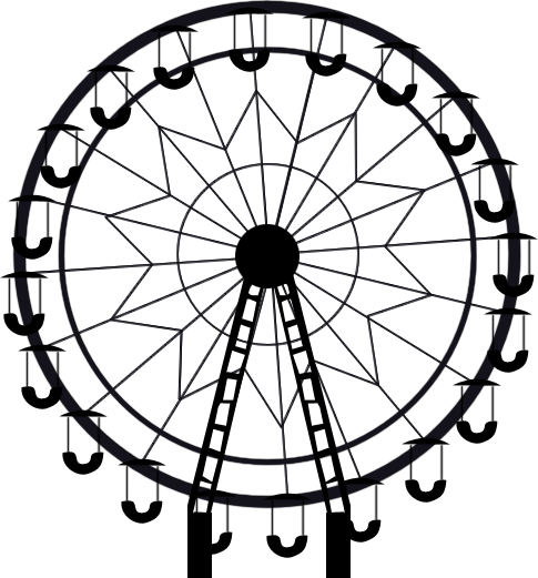485x521 Alex Digital Skills 1 Vector Ferris Wheel