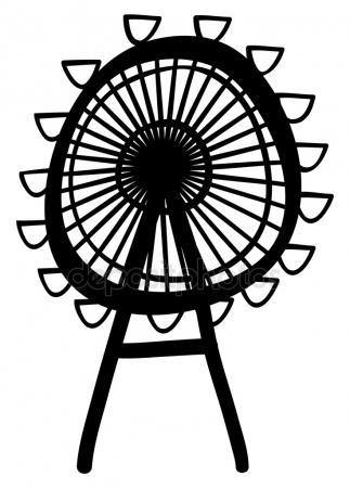 323x450 Ferris Wheel Stock Photo Siloto