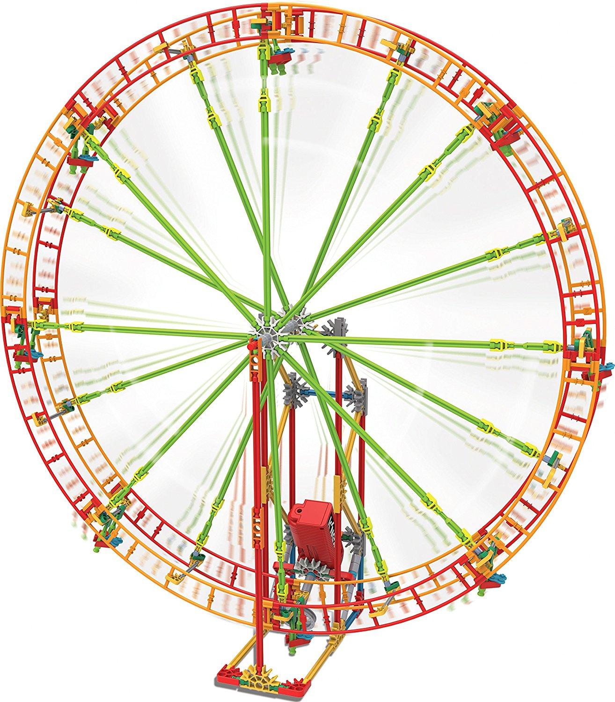 1314x1500 K'Nex Revolution Ferris Wheel Building Set 344