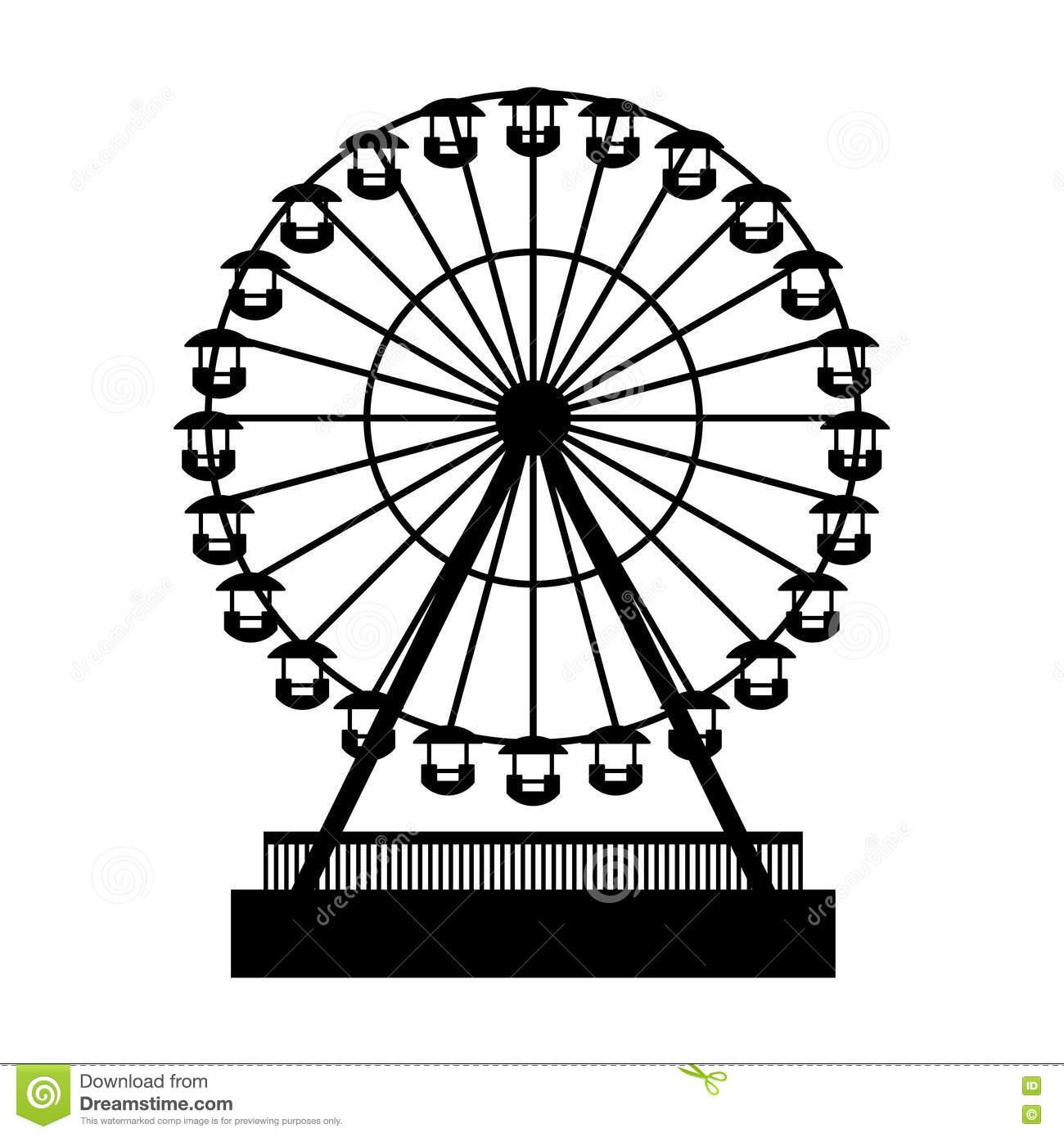 1300x1390 Ferris Wheel