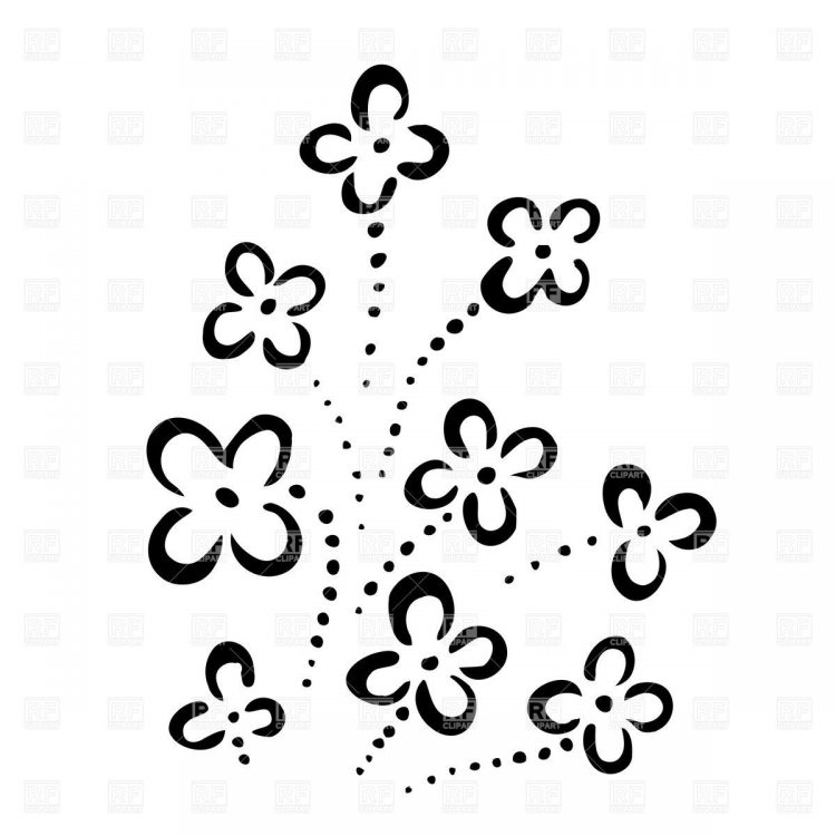Simple Flower Patterns Drawing at GetDrawings com | Free for