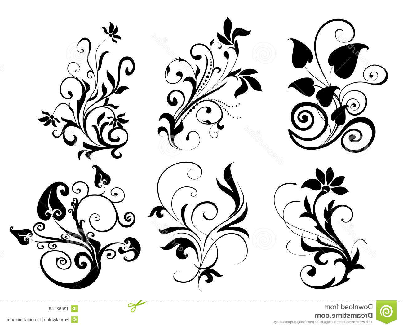 Simple Flower Patterns...