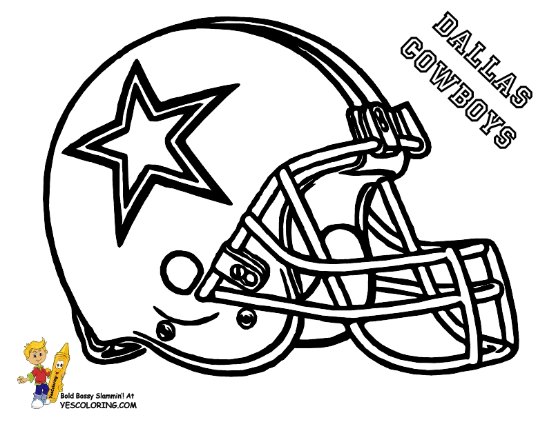 792x612 Football Coloring Pages Printable Free