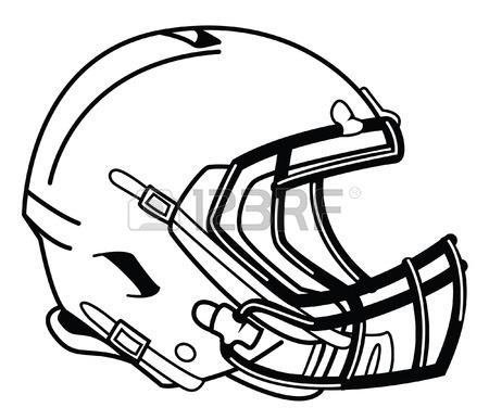450x387 American Football Helmet Royalty Free Cliparts, Vectors, And Stock