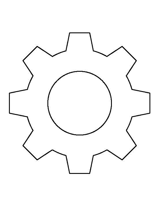 simple gear drawing at getdrawings com