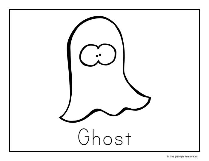 Simple Ghost Drawing at GetDrawings | Free download