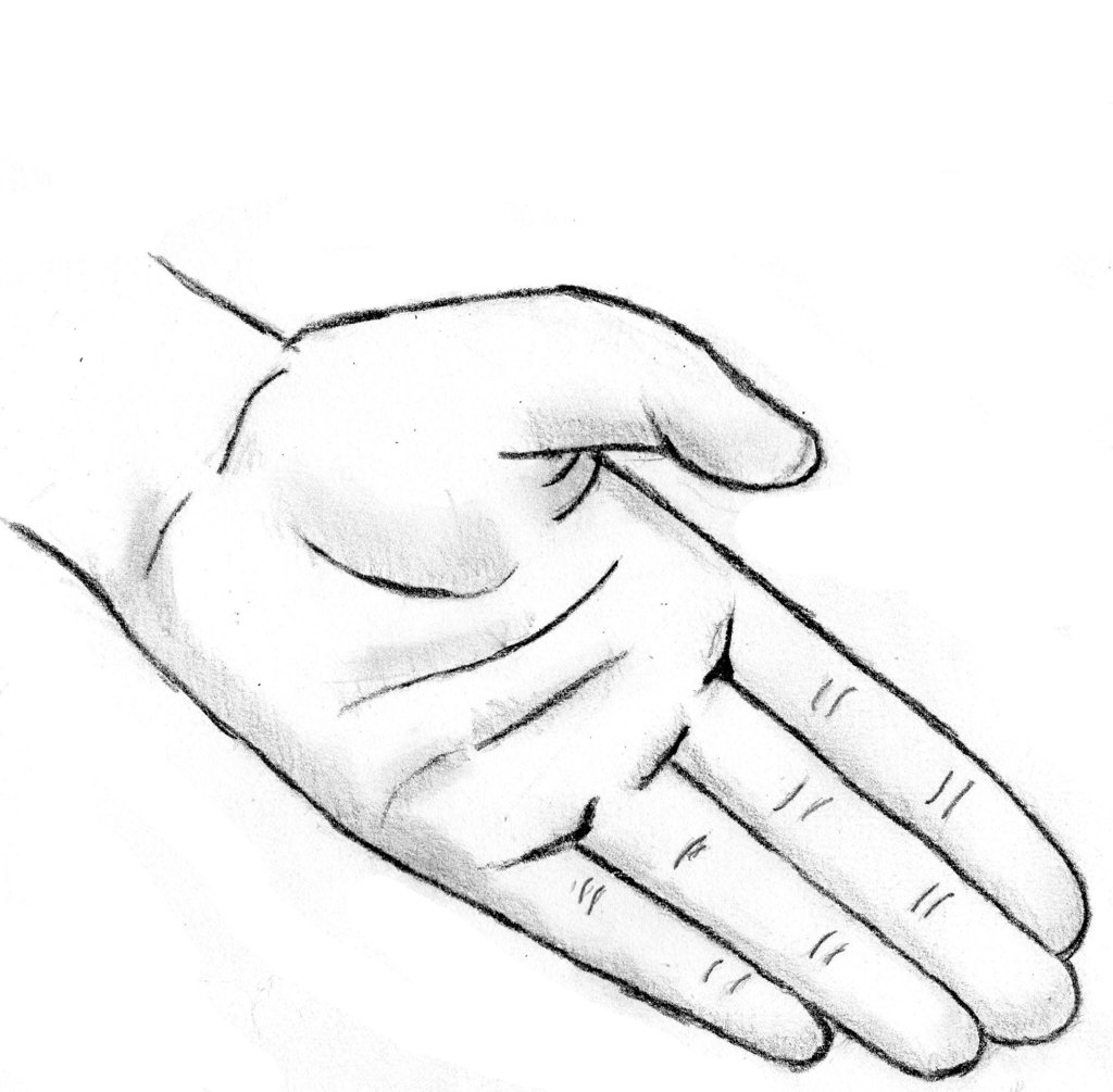D Line Drawing Of Hand : Drawings that are simple choice image wallpaper and free
