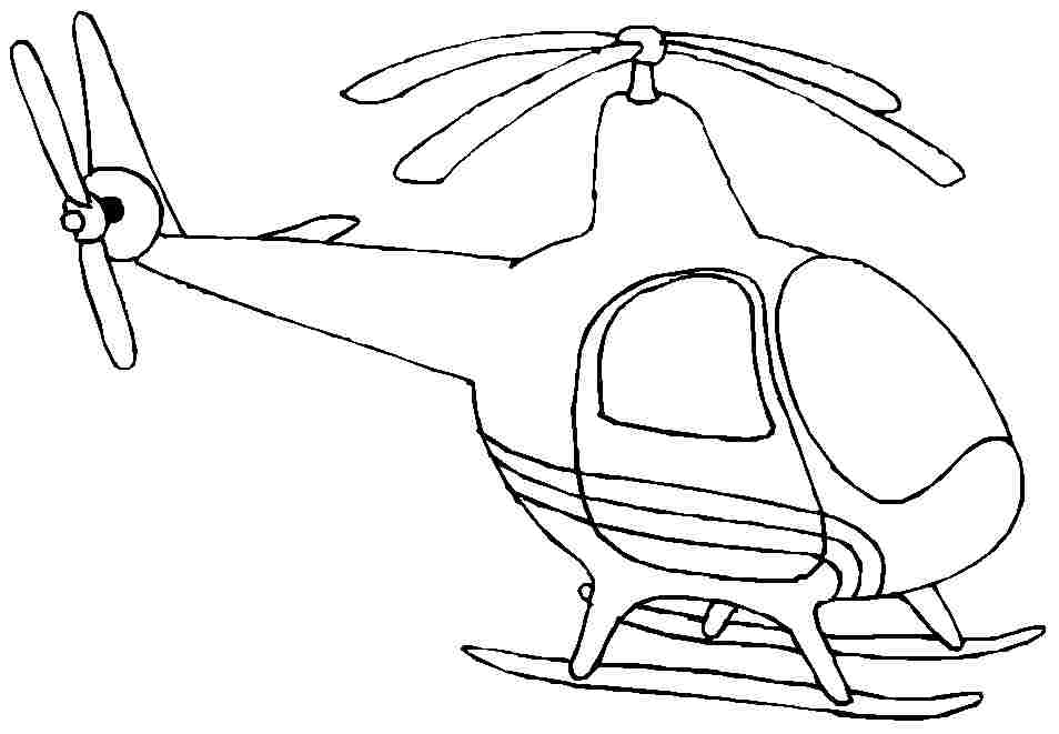 954x661 Great Helicopter Coloring Pages Best Coloring