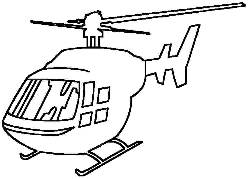 966x697 Top Helicopter Coloring Pages Best Gallery Col