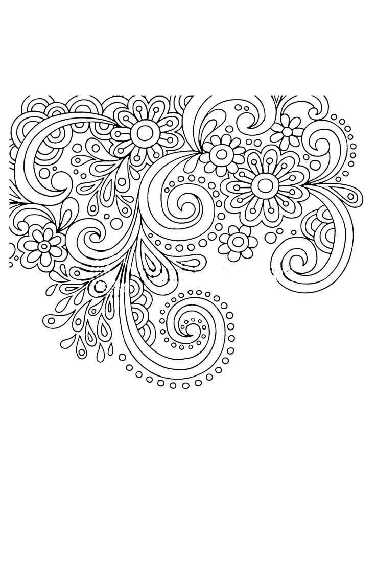 736x1104 Image Result For Colourful Henna Patterns On Paper Henna Designs