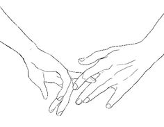 236x183 How To Draw Anime Hands Holding Hands By Benulis