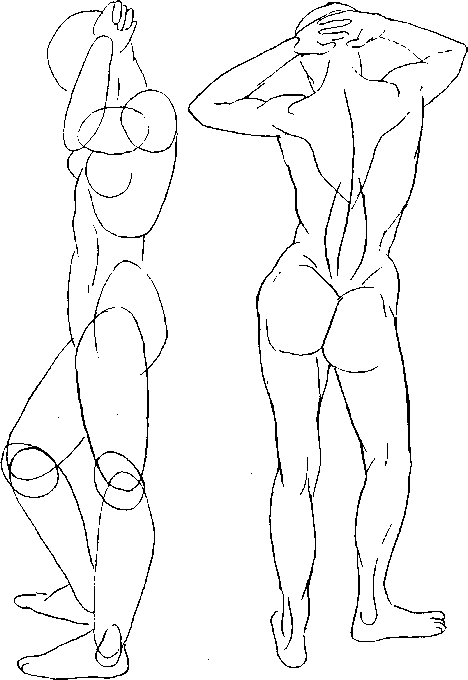 Simple Human Body Drawing at GetDrawings.com | Free for personal use ...