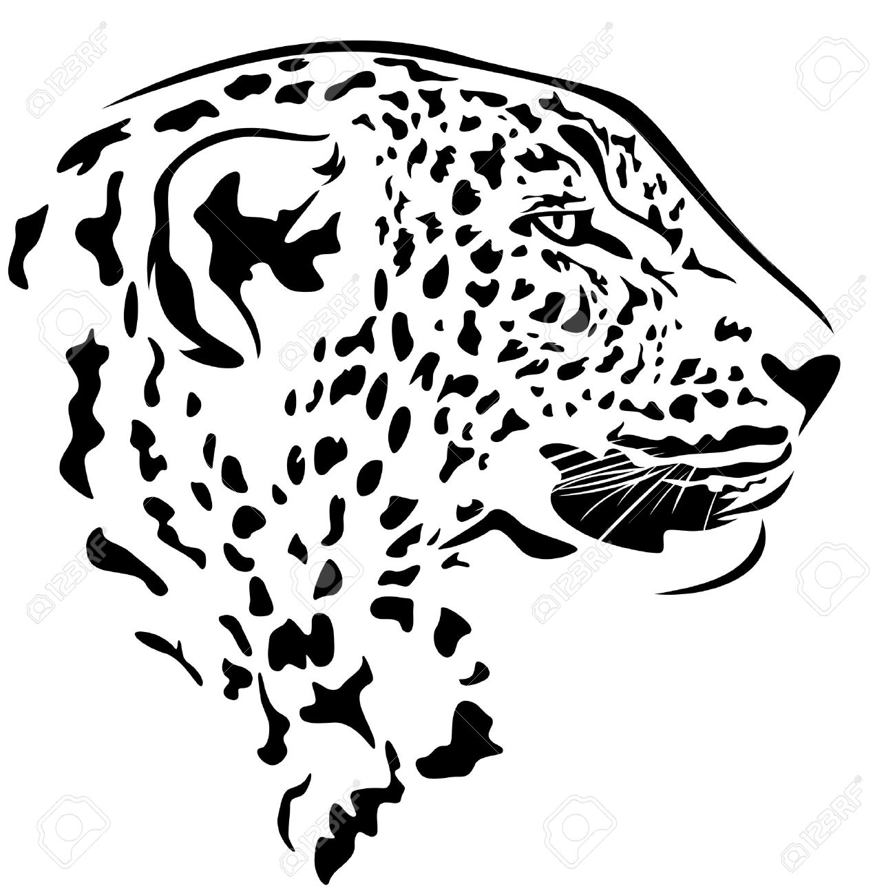 1300x1300 4,601 Jaguar Stock Illustrations, Cliparts And Royalty Free Jaguar