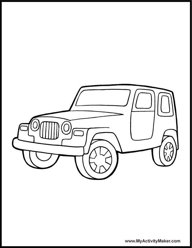 618x798 Jungle Car Drawing Beautiful Jungle Drawings