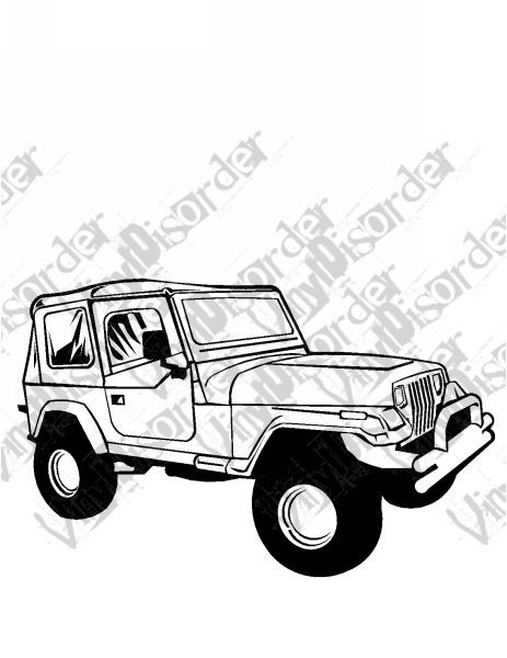 Jeep Cj5 Frame