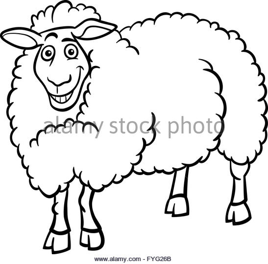 547x540 Black Sheep Drawing Stock Photos Amp Black Sheep Drawing Stock