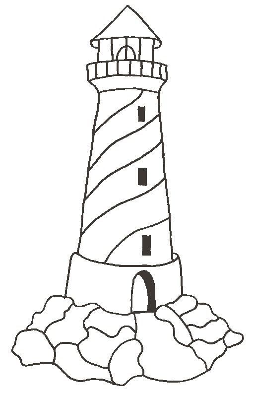 510x794 18 best lighthouse drawings images on pinterest light house