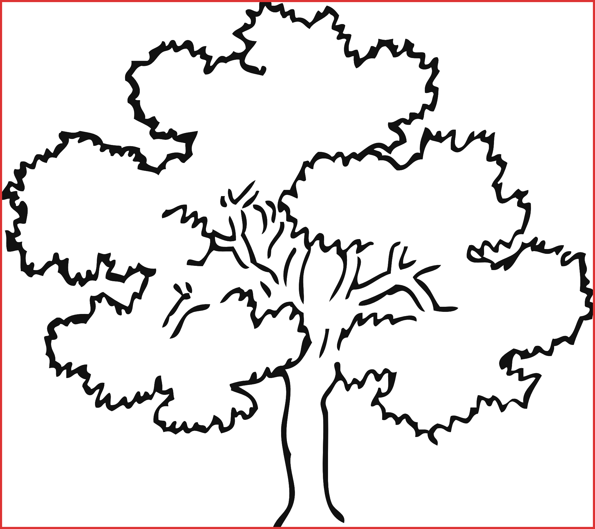1979x1759 Fresh Simple Tree Drawings Memo Header