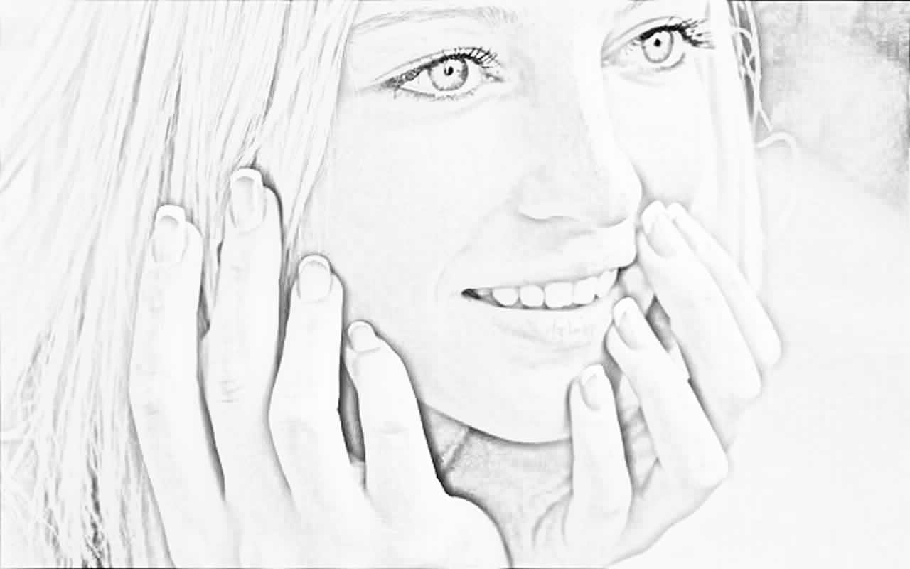 1280x800 Photo Sketch Pencil Sketch For Android