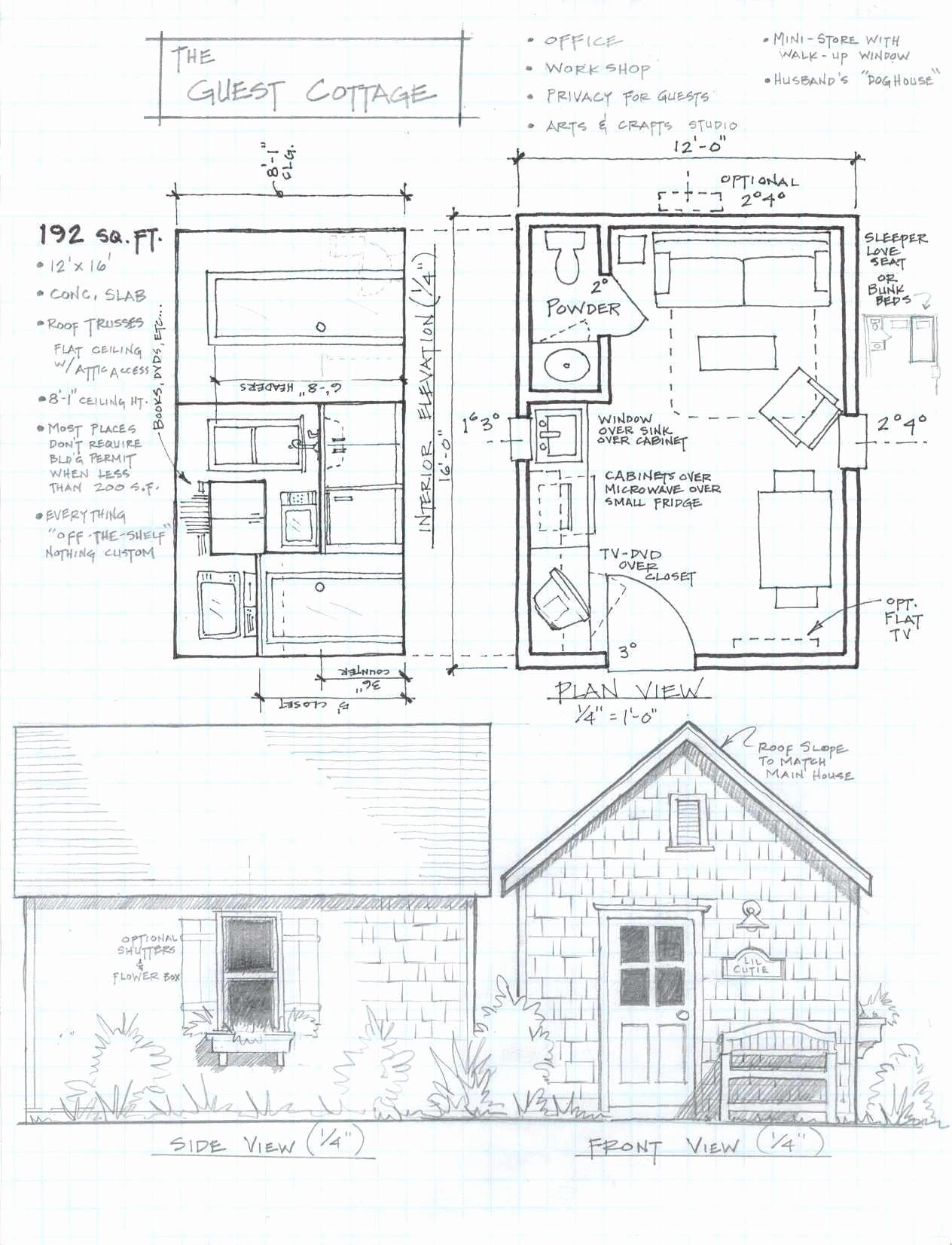 1264x1652 Simple Log Cabin Plans Home Linkie House 58793 Modern Linkie 6