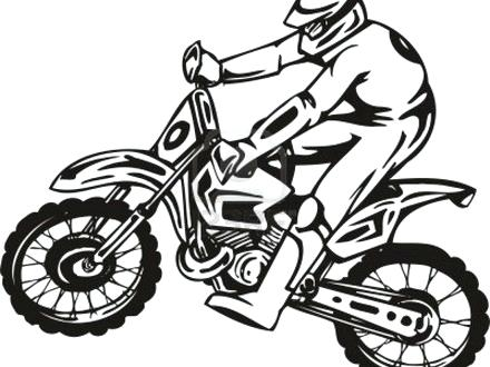 440x330 Here Are Dirt Bike Coloring Pages Images Dirt Bike Coloring Pages